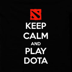 Keep Calm & Play Dota