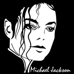 Michael Jackson -Full Sleeve Black