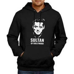 Sultan Of Bollywood-Hoodie Black
