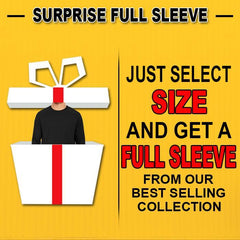 Surprise Full Sleeve T Shirt