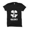 Image of Call Of Duty Ghosts - Half Sleeve Black