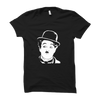 Image of Charlie Chaplin -Half Sleeve Black