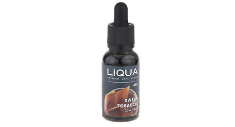 LIQUA E-liquid Sweet Tobacco Flavor 30ml