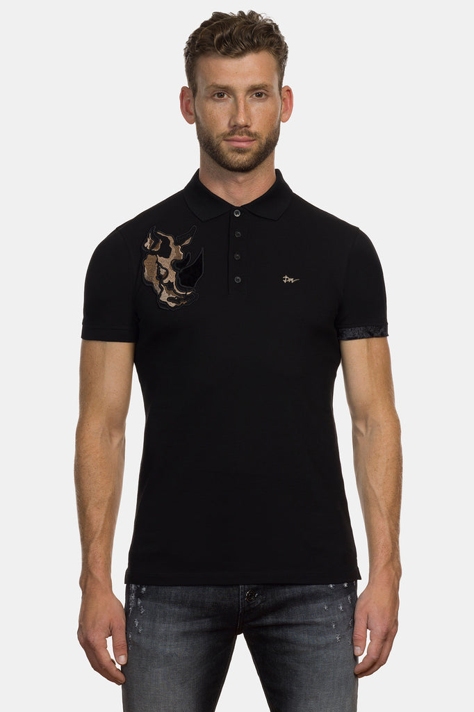 Black Rhinoceros Polo