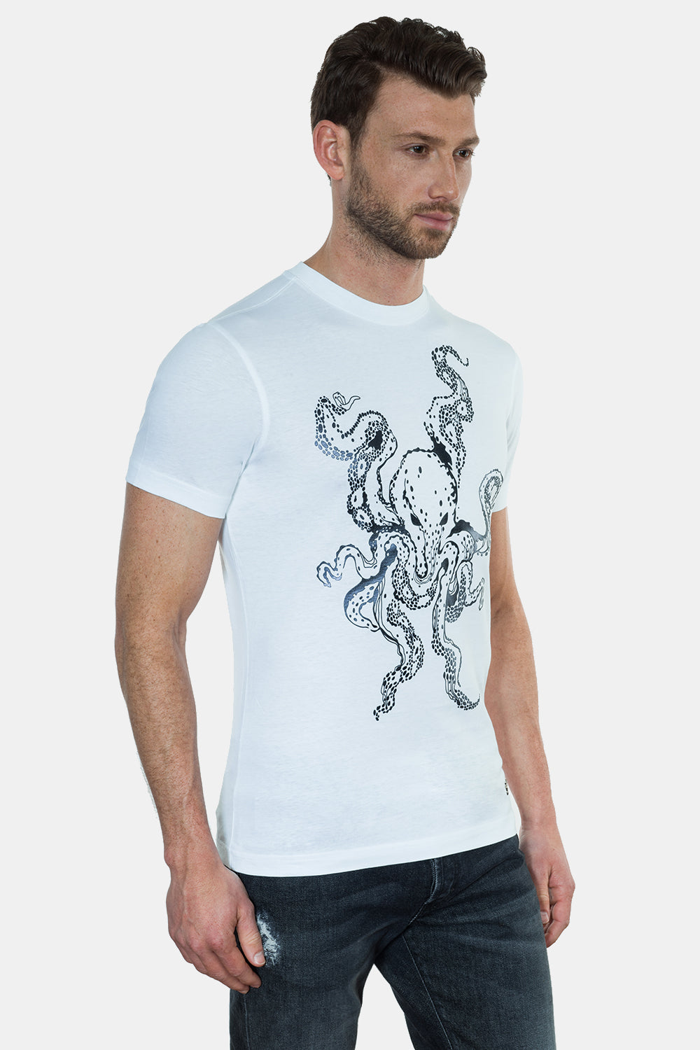 OCTOPUS 3D PRINTED T-SHIRT - DIMORAL OFFICIAL
