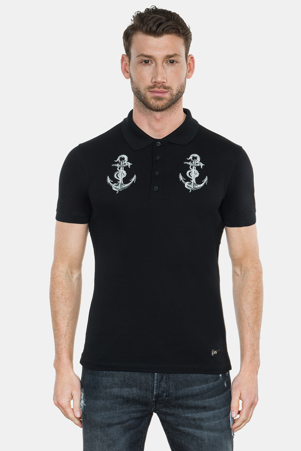 ANCHOR EMBROIDERY POLO - DIMORAL OFFICIAL