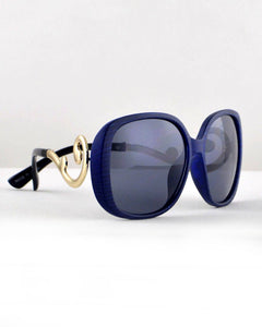 Rectangular Sunglasses with Stylish Arms