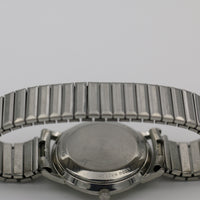 Longines Grand Prize Admiral Men's Swiss Made Silver Automatic Watch w/ Bracelet