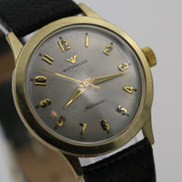 Wittnauer Men's Automatic 17Jewels 10K Gold Swiss Made Watch