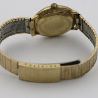 Lucien Piccard Men's Automatic SeaShark 10K Gold Watch w/ Bracelet