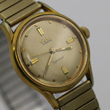 Wyler Men's Swiss Made Automatic Gold Dynawind Incaflex Watch