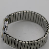 Technos Men's Swiss Made 17Jwl Silver Watch w/ Bracelet