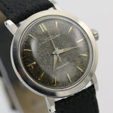 Croton Nivada Grenchen Aquamatic Automatic Men's Swiss Made Silver Watch