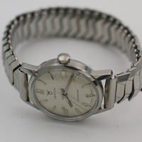 Croton Men's Swiss Made Silver Watch w/ Bracelet