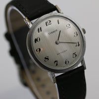 Tissot Men's Stylist Silver Swiss Made Fully Signed Watch