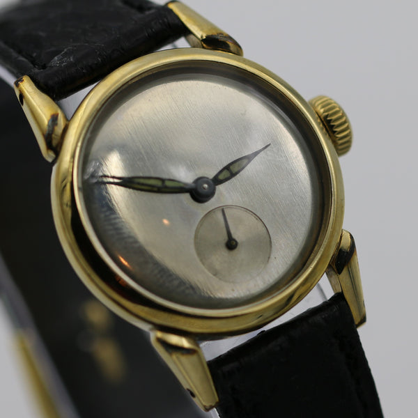 1947 Hamilton Langdon Men's 10K Gold Watch