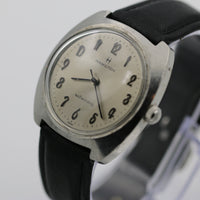 1960s Hamilton Men's Silver Swiss Automatic Watch