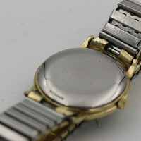1960s Hamilton Men's 10K Gold Swiss 17Jwl Watch