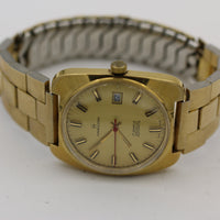 Hamilton Men's Gold Swiss Made 17Jwl Automatic Watch