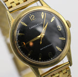 1963 Bulova / Caravelle Men's Gold Swiss Made Watch w/ Bracelet
