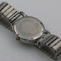 1960s Gruen Men's Swiss Silver 17Jwl Fancy Dial Calendar Watch w/ Bracelet