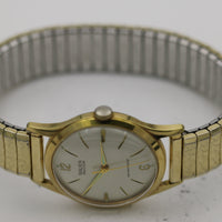 1943 Gruen Men's Swiss Made Gold 17Jwl Fancy Lugs Watch