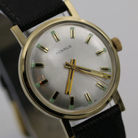 1970s Benrus Men's 17Jwl Gold Watch - Near Mint Condition