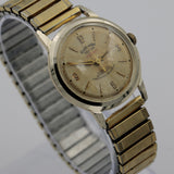 Continental Geneva Men's Swiss Made 21Jwl Gold Watch w/ Bracelet