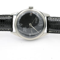 1960s HMT Janata Men's 17Jwl Silver Made in India Watch - Great Condition
