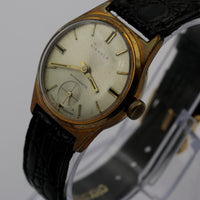 1950s Kienzle Men's Made in Germany Gold Watch w/ Croco Strap