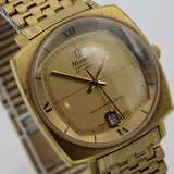Nivada Grenchen Men's Swiss Gold Automatic Watch
