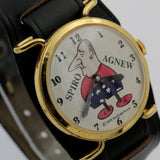 1970 Spiro Agnew Vice President Gold Watch by Sheffield Watch Company