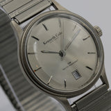 Kenneth Cole Men's Quartz Silver Calendar Watch w/ Bracelet