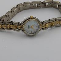 Citizen Ladies Quartz Gold Pearl Dial Watch w/ Bracelet