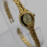 Citizen Ladies Quartz Gold Watch w/ Gold Bracelet