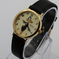 Armitron Daffy Duck Gold Men's Quartz Watch w/ Box