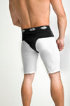 THE LOCK MMA FULL CORE COMPRESSION SHORT WITH POCKET