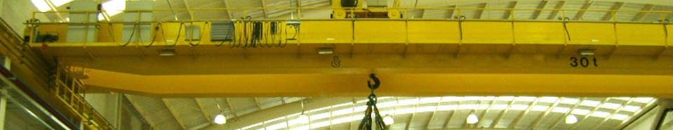 Overhead Hoist Maintenance