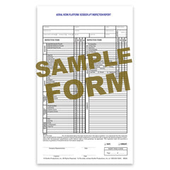Annual/Periodic Inspections Forms