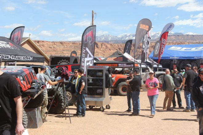 Thank You 2018 Moab Jeep Safari and Vendor Expo Show