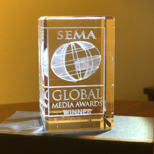 PowerWiper named 2019 Global Media Award Winner at the SEMA Show!