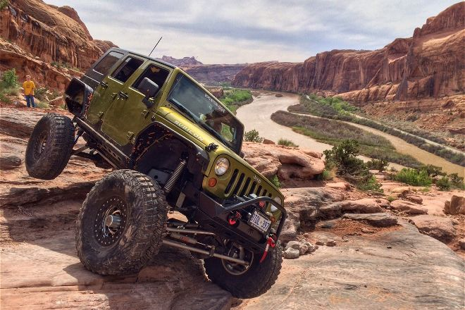 Join us in Moab for Jeep Safari 2018!