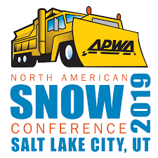Join us at the 2019 APWA Snow Conference in Salt Lake City, UT!
