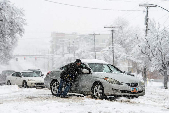 8 Tips for Safer Winter Driving