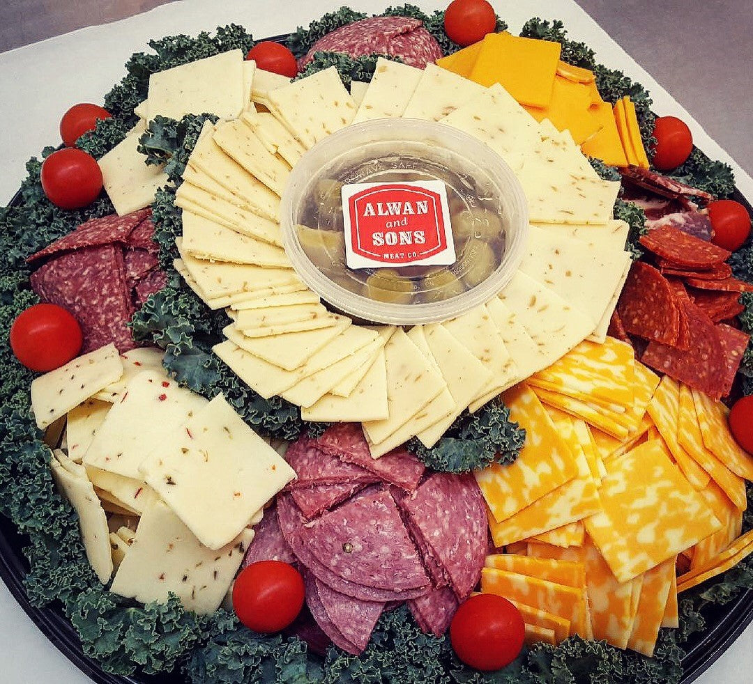 Snack and Appetizer Tray