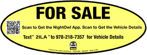 NightOwl Private Seller Tag