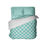 KIDS PREPPY GINGHAM COMFORTER SET FROM KIDS BEDDING COMPANY