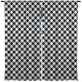 Black and White Gingham Comforter Set from Kids Bedding Company