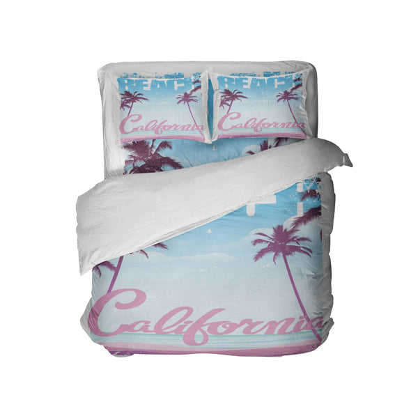 california kids surfer comforter from kids bedding company