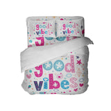 GOOD VIBES COMFORTER SET FROM KIDS BEDDING COMPANY